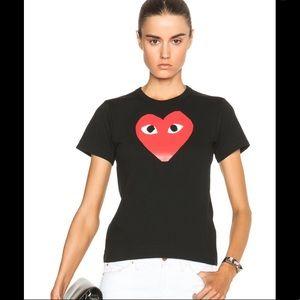 Play Comme Des Garçons T-shirt